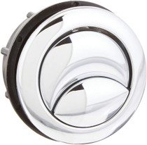 TOTO AQUIA PUSH BUTTON FOR ST412M AND ST416M - POLISHED CHROME