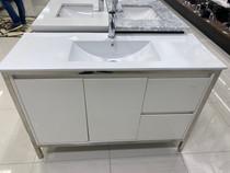 "DANA 48"" Bathroom Vanity White (Display Mode)"
