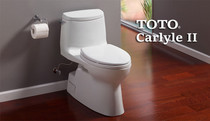 TOTO CARLYLE® II WASHLET®+ C200 ONE-PIECE TOILET - 1.28 GPF