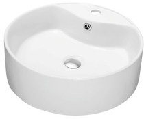 Greece Overmount Bathroom Sink 17.5 x 17.5