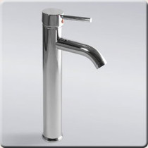 Royal Rondo Tall Basin Faucet Chrome