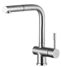 Castle Bay Tandem Kitchen Faucet Stainless Steel