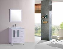 """Luxe 32"""" Bathroom Vanity White"""