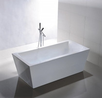 "Malta 67"" Freestanding Bath Tub"