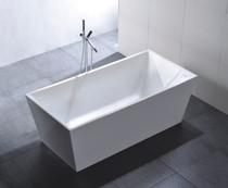 """Laval 59"""" Free Standing Bath Tub"""