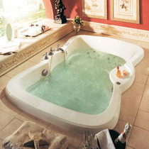 Neptune Cleopatra Drop in Bathing Bath Tub  76 x 76