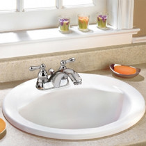 American Standard Cadet Drop in Sink 0419444