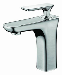 Royal Elegance Bathroom Faucet Brushed Nickel