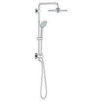 Grohe Retrofit System 260 Shower System Chrome Finish