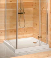 "Sherlic Lugano Shower Base 36""x 36"""