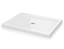 "New Fleurco Quad Shower Base 72""x 36"""
