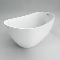 "Acritec Claude 54"" Freestanding Bathtub"
