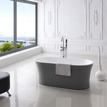 "Acritec Eve 67"" Freestanding Bathtub"