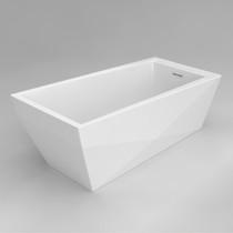 "Acritec Osaka 67"" Freestanding Bathtub"