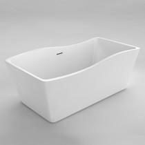 "Acritec Simone 59"" Freestanding Bathtub"