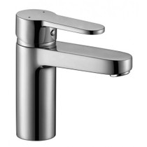 Rubi Uno Single-lever Washbasin Faucet Chrome Finish