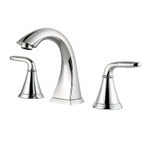 Pfister Pasadena Widespread Bath Faucet Chrome Finish