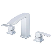 "Royal 8"" Widespread Lavatory Faucet Chrome Finish"