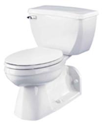 Ultra Flush Pressure-Assist Elongated 2 pc 1.6gpf Back Outlet