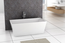 Zitta Alya Freestanding Bathtub 63″