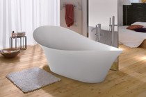 Zitta Evora Freestanding Bathtub 72 1/2″ x 35 1/2″ x 33 1/2″