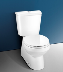 Caroma Sydney Smart Back Outlet Toilet 2 Pcs Skirted