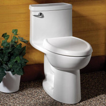 American Standard Compact Cadet 3 FloWise One-Piece 1.28 gpf Toilet White
