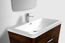 "William 31"" Wall Mount Bathroom Vanity"