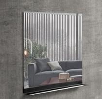 "Paola Mirror-Ordinary Frameless Mirror 24 x 30"""