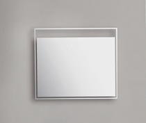 Slice Mirror - Twinkle Series LED Mirror 24 x 24
