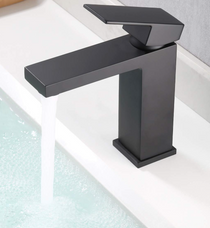 Royal Sedona Single Handle Lav Faucet Matt Black