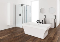 "Mirolin Cruz Freestanding Tub 60"" x 32"" x 22"""