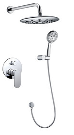 Royal Sky Two Way Shower System Chrome