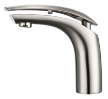Royal Manchester Single Handle Faucet Brushed Nickel