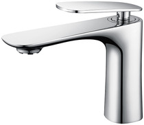 Royal Fairview Single Handle Faucet Chrome