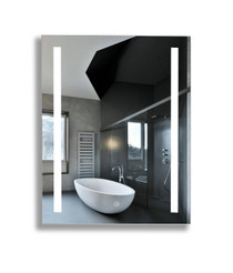 "Thames 24"" x 32"" LED Bathroom Mirror"