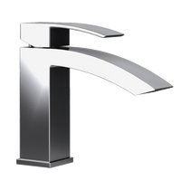 Rubi Fall Single Lever Washbasin Faucet No Drain Chrome