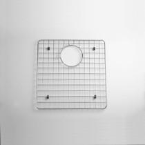 """Rubi 15 3/8"""" x 15 13/16"""" Stainless Steel Grid"""