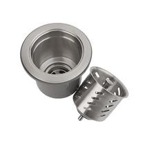 Rubi Stainless Steel Strainer Deep Basket