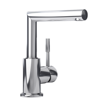 Rubi Billie Single Lever Washbasin Faucet No Drain Chrome