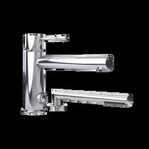 Rubi Billie Two-Piece Bathtub Faucet with Hand Shower Chrome