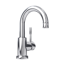 Rubi Dana Single Lever Washbasin Faucet No Drain Chrome