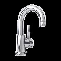Rubi Dana Single Lever Washbasin Faucet with Drain Chrome
