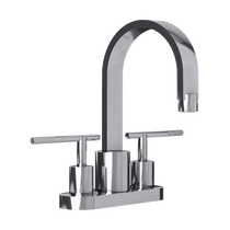 "Rubi Evita 4"" c.c. Washbasin Faucet Chrome"