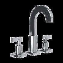 "Rubi Gabriella 8"" c.c. Washbasin Faucet Chrome"