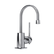 Rubi Hadria Single Lever Washbasin Faucet No Drain Chrome