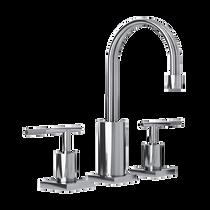 "Rubi Hadria 8"" c.c. Washbasin Faucet Chrome"