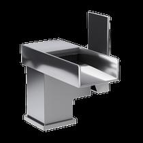Rubi Kali Single Lever Washbasin Faucet No Drain Chrome