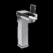 Rubi Kali Raised Single Lever Washbasin Faucet with Drain Chrome
