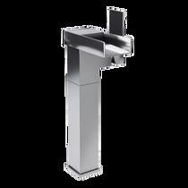 Rubi Kali Raised Tall Single Lever Washbasin Faucet with Drain Chrome